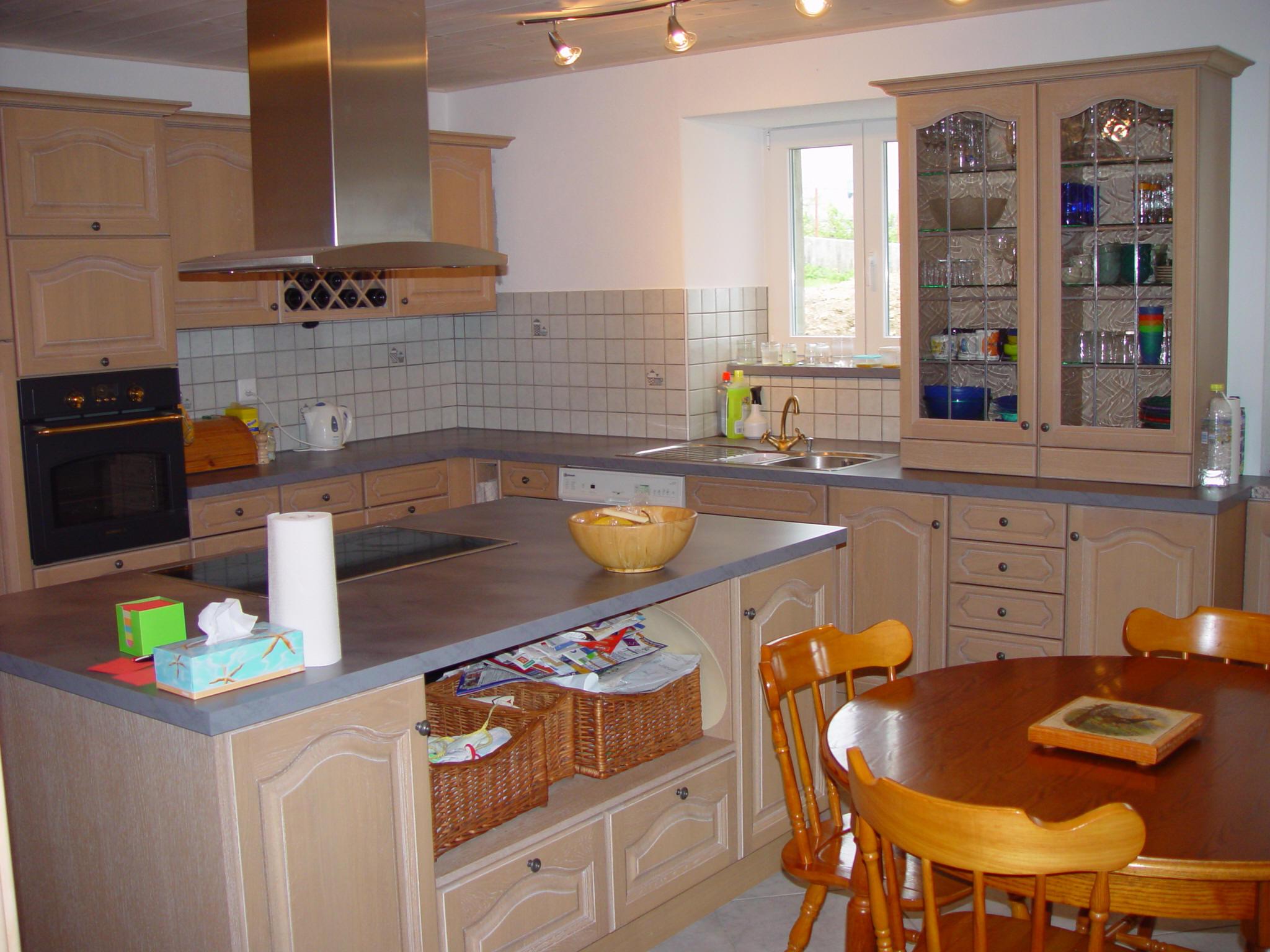 Awesome exemple dimplantation cuisine ideas design for Concevoir sa cuisine