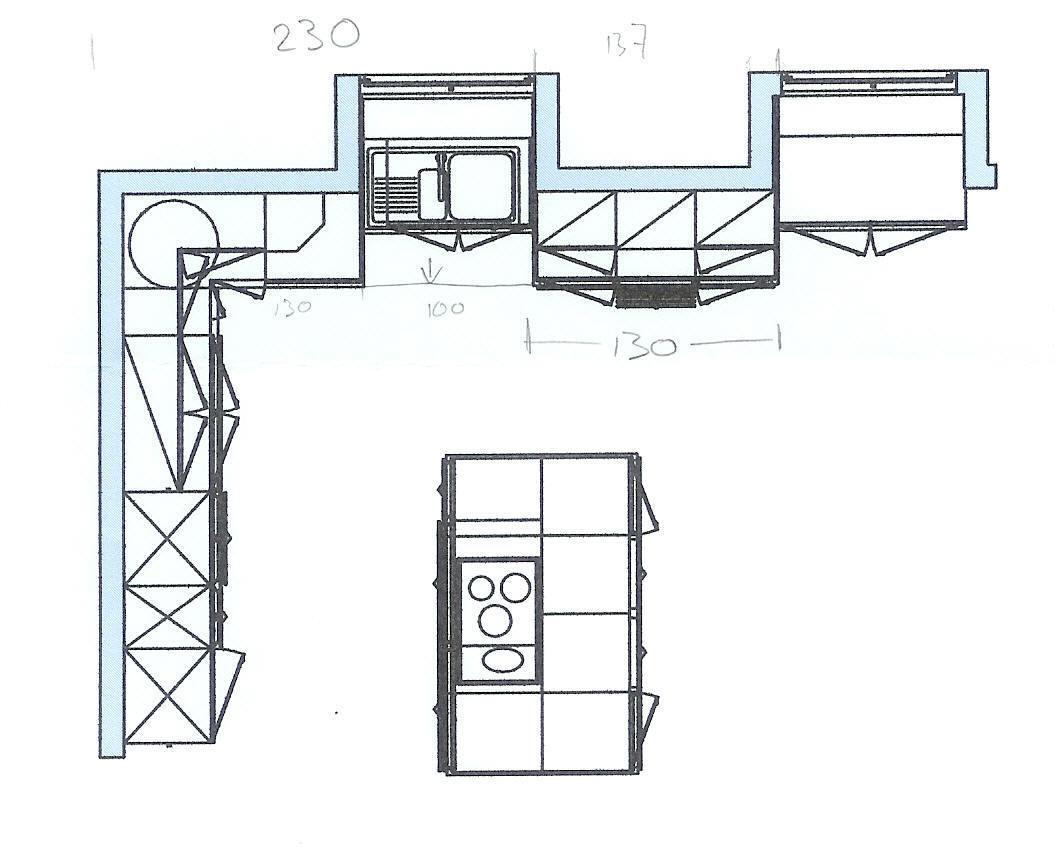 famille schneider r novation concevoir sa cuisine exemple concret. Black Bedroom Furniture Sets. Home Design Ideas