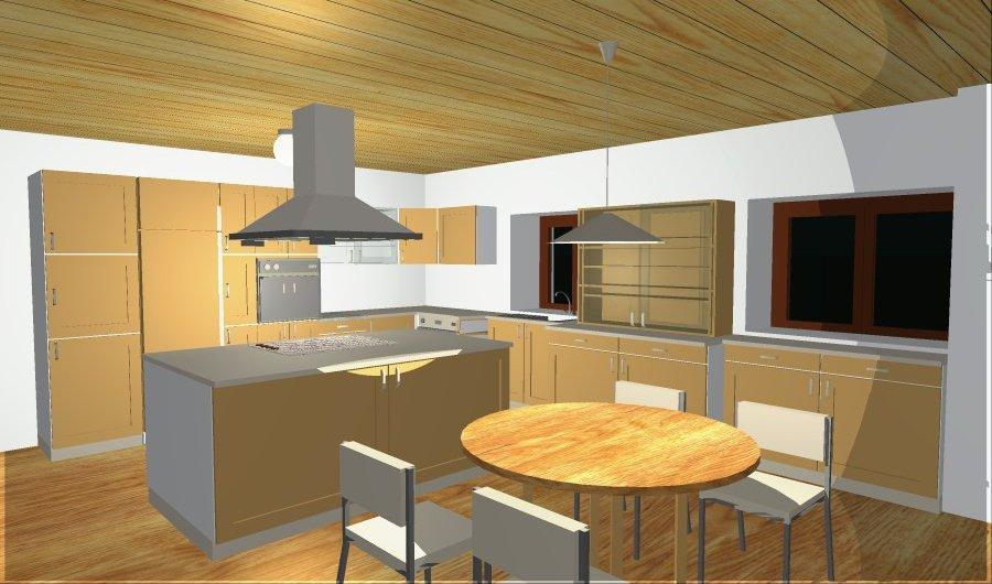 Famille Schneider Rénovation Concevoir Sa Cuisine Exemple